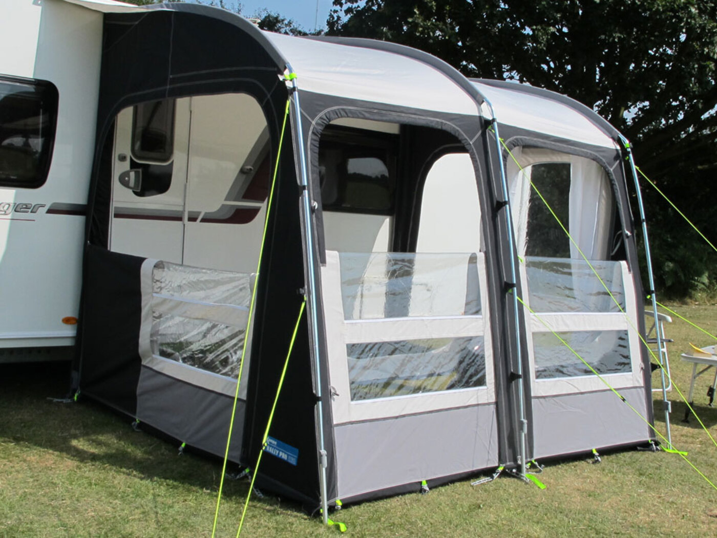Kampa Rally Pro 260 Lightweight Awning Homestead Caravans