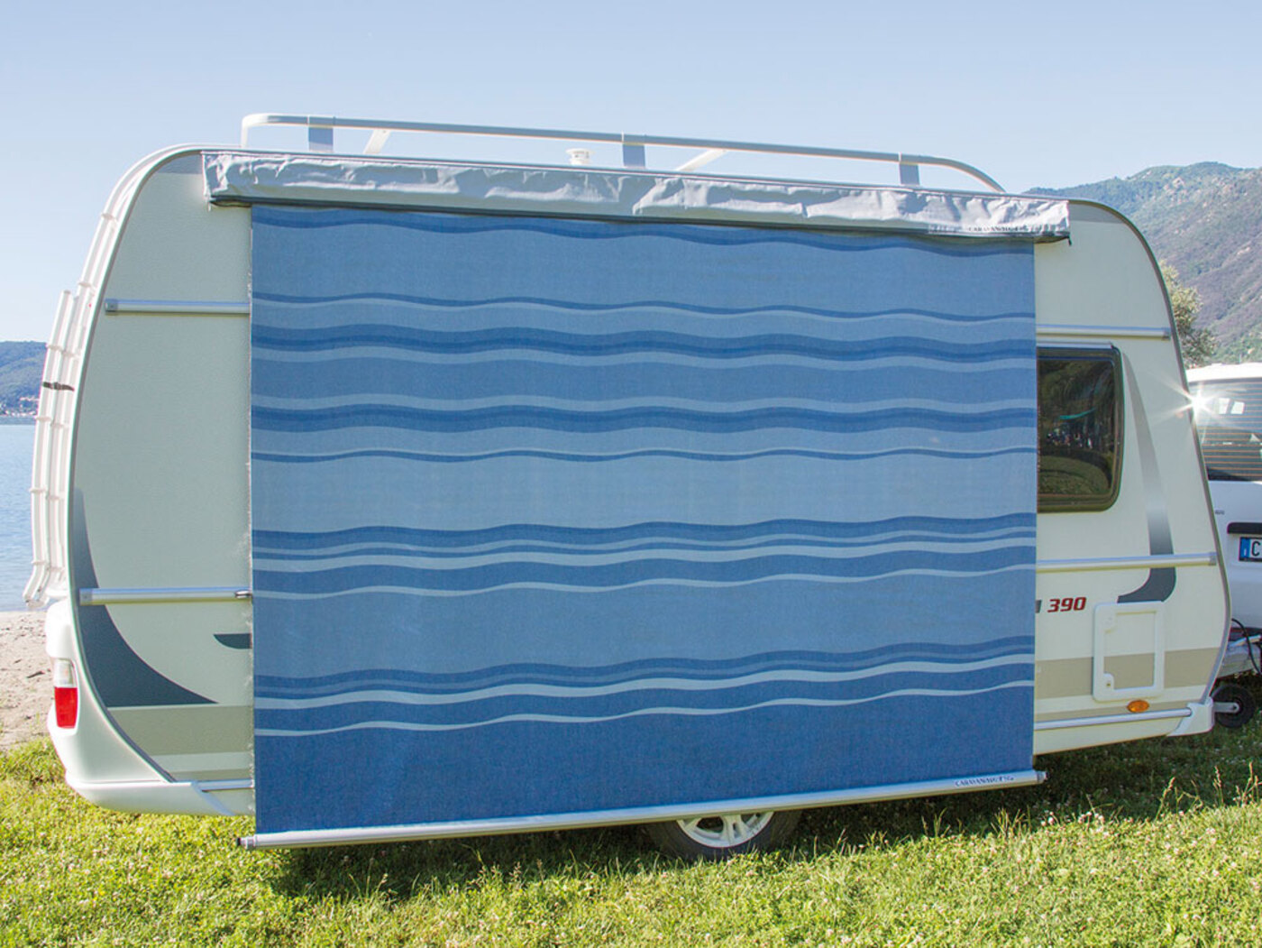 Fiamma Caravanstore Roll-out Awning - Homestead Caravans