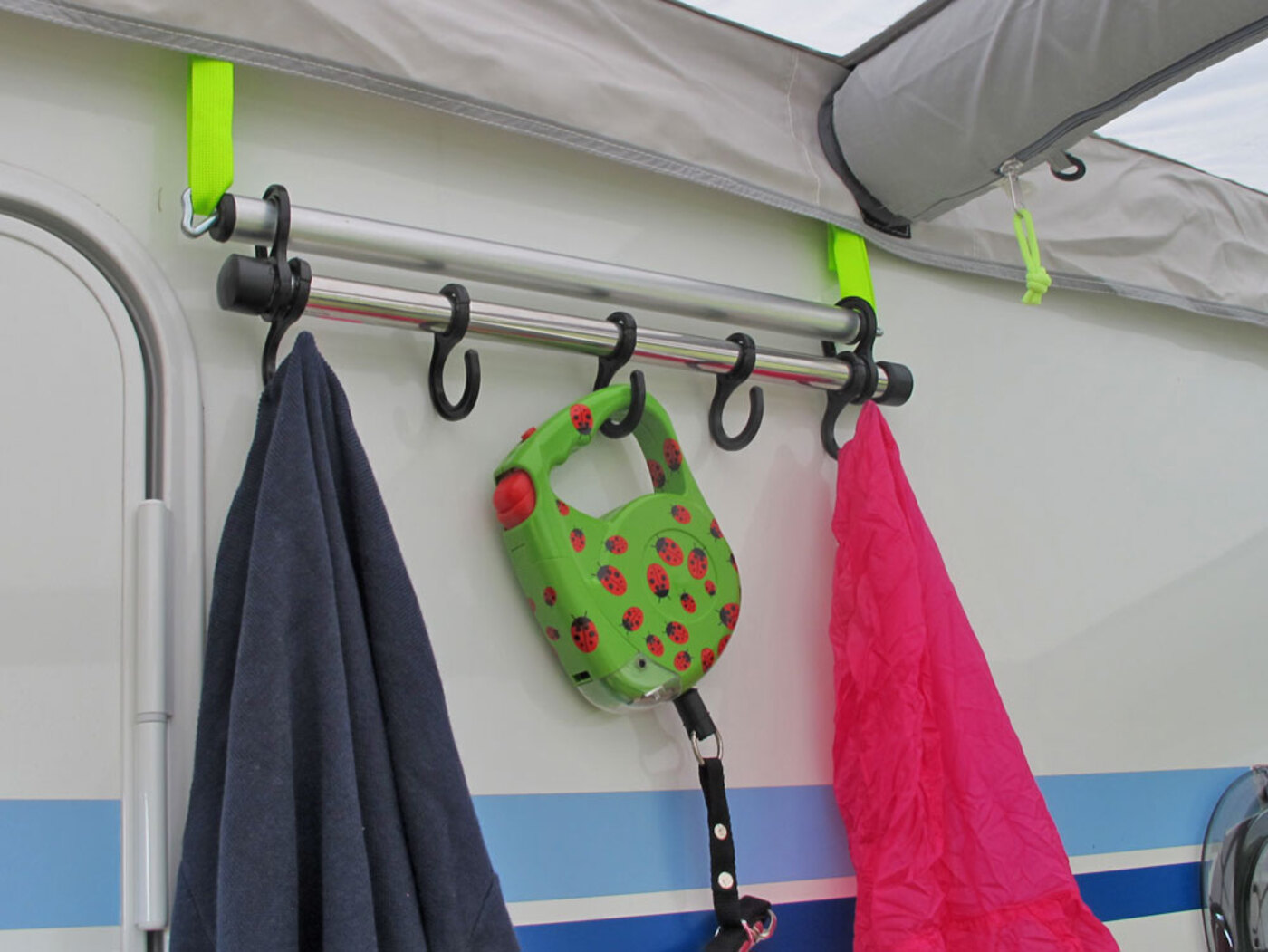 Kampa Awning Hanging Rail For Accessorytrack Homestead