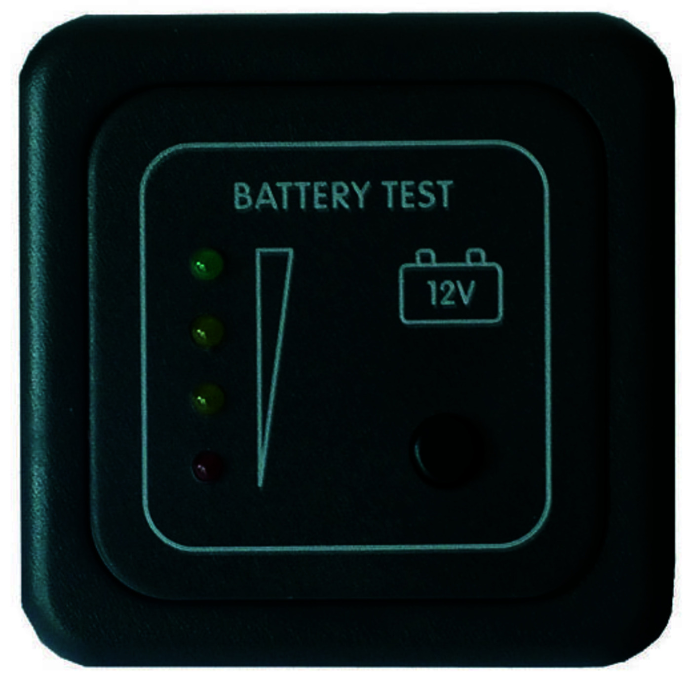 Cbe battery test panel grey silver for Electric motor test panel