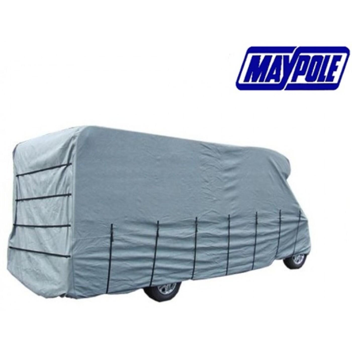 Maypole Motorhome Covers Grey Homestead Caravans