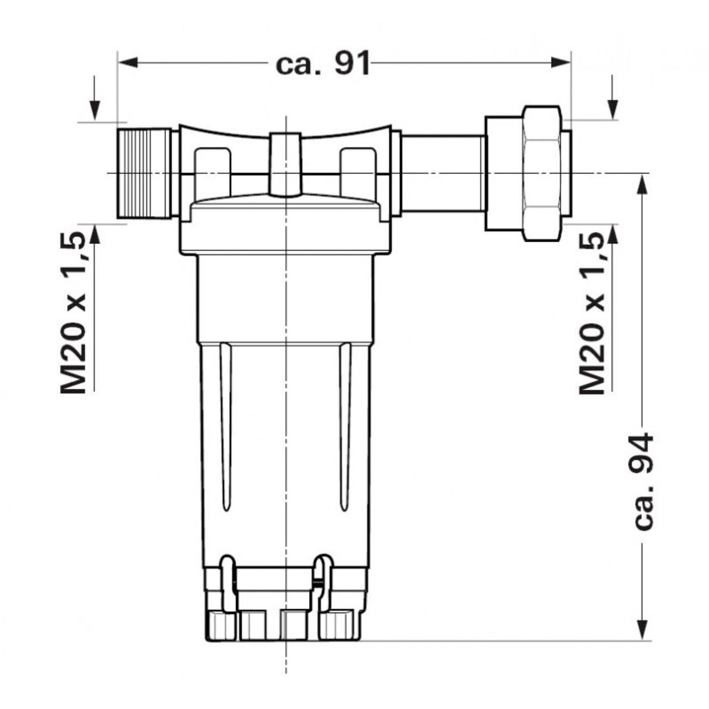 Truma Gas Filter