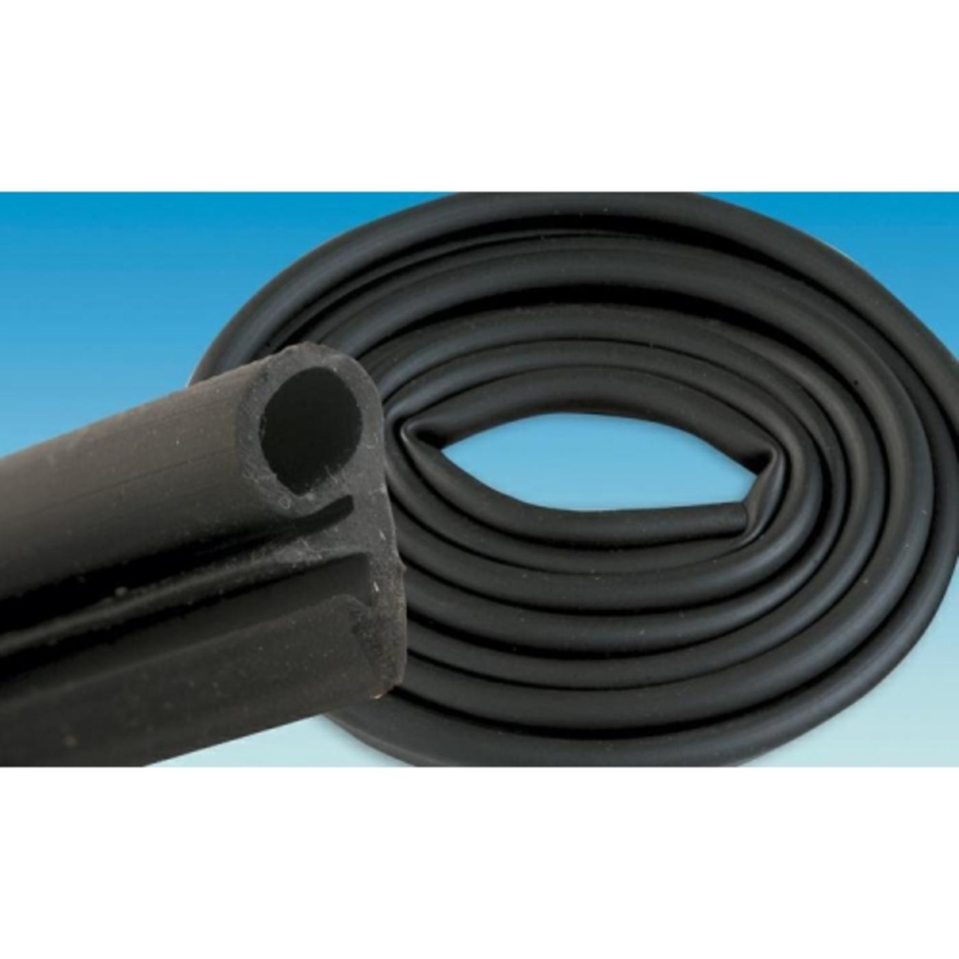 Battery box rubber door seal 200cm for Door rubber seal