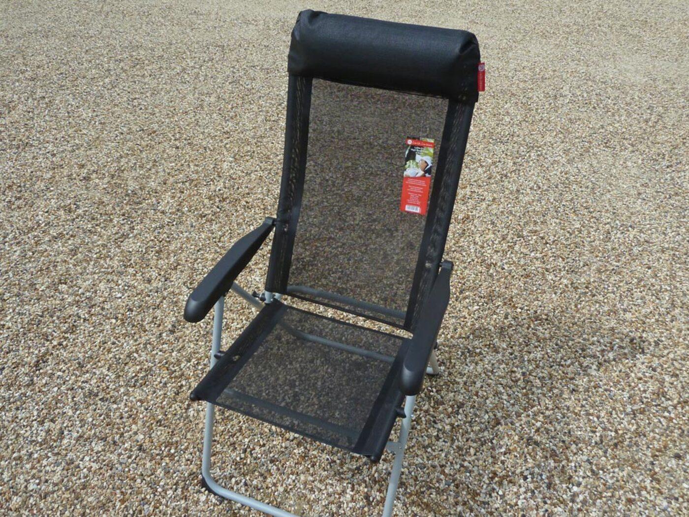 Crusader Lollipop Reclining Chair Homestead Caravans