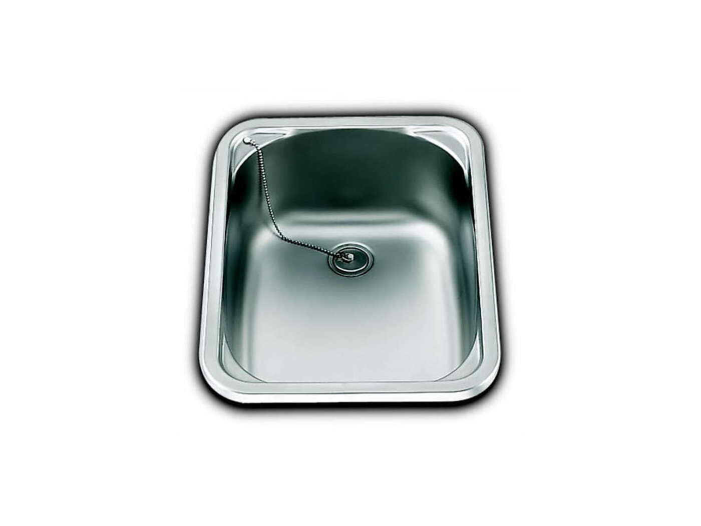 Accessory shop caravan motorhome fresh water waste kitchen sink units smev rectangular sink - Caravan kitchen sink ...