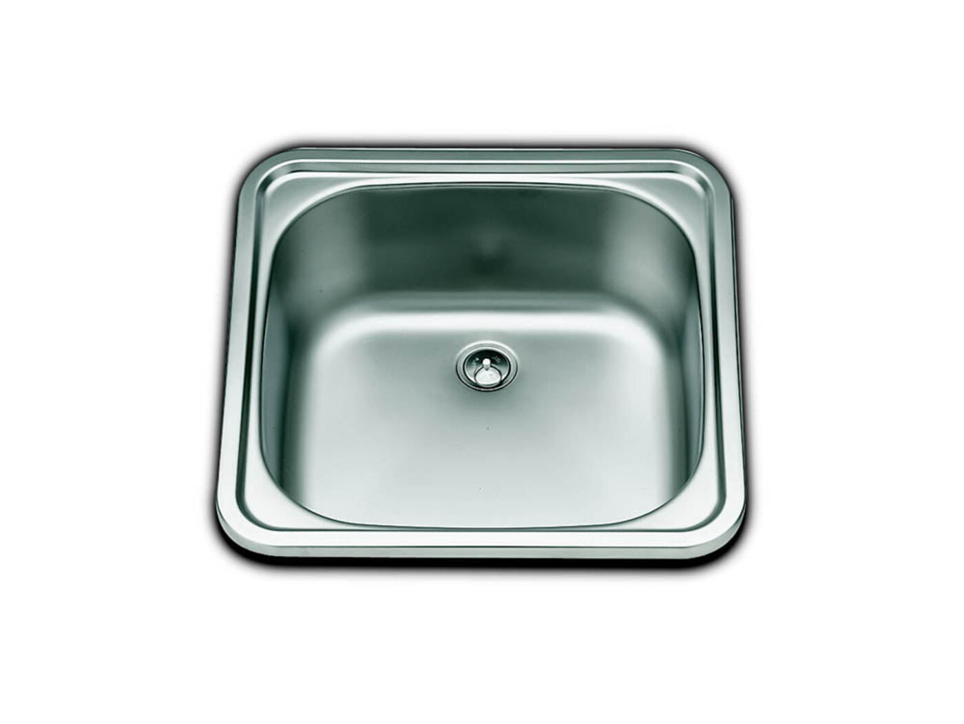 Accessory shop caravan motorhome fresh water waste kitchen sink units smev square sink 380 x - Caravan kitchen sink ...