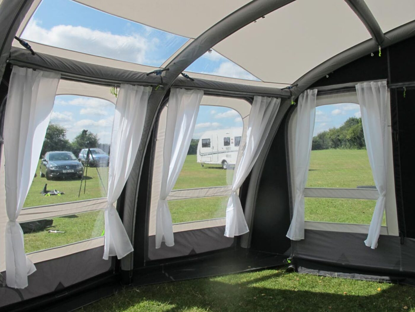 Kampa Ace Air 400 Caravan Awning 2017 Homestead Caravans
