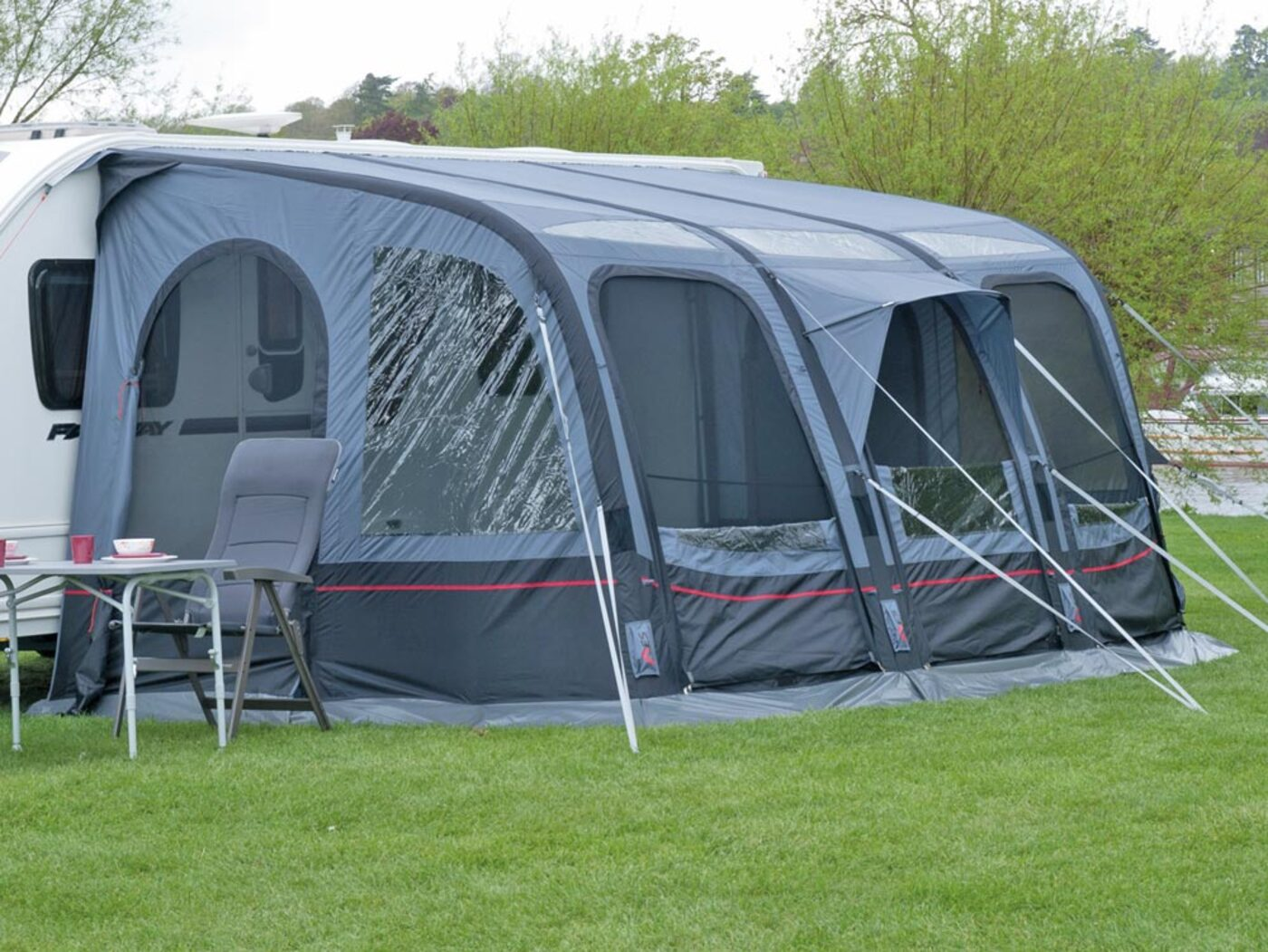 Westfield Outdoors Carina 420 Inflatable Awning ...