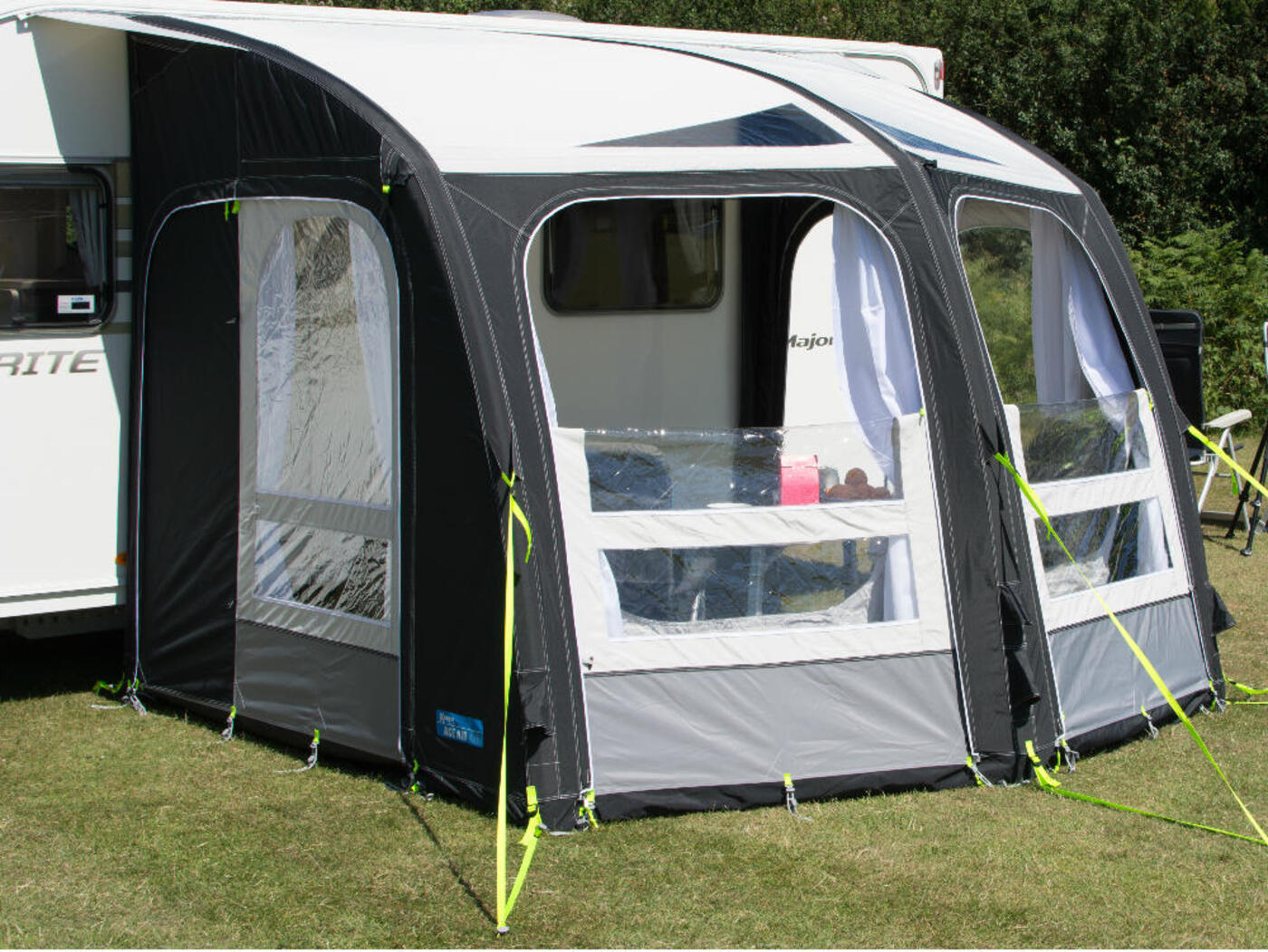 Kampa Ace Air 300 Caravan Awning 2017 Homestead Caravans