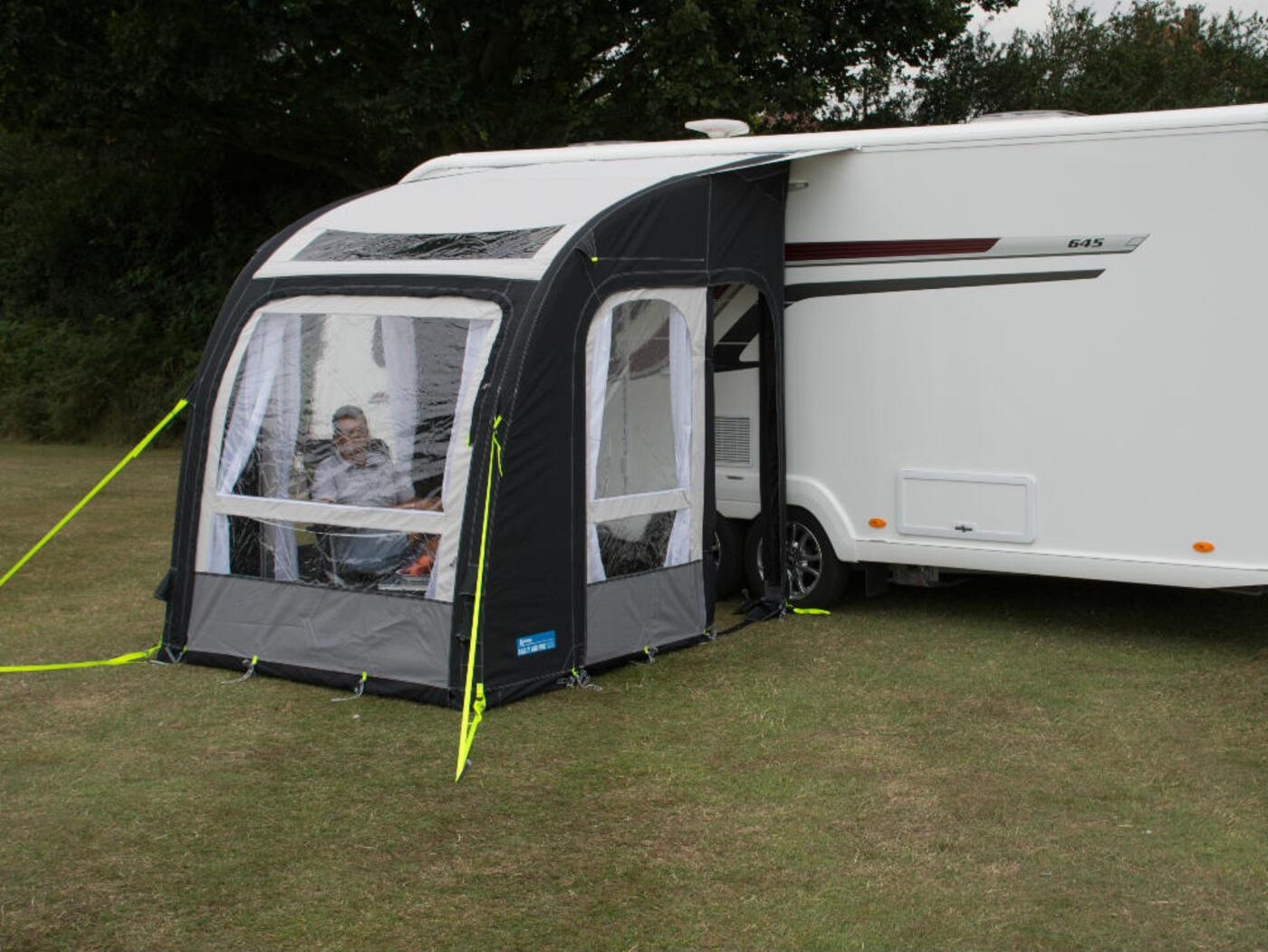 29 Innovative Caravans With Awnings Fakrub Com