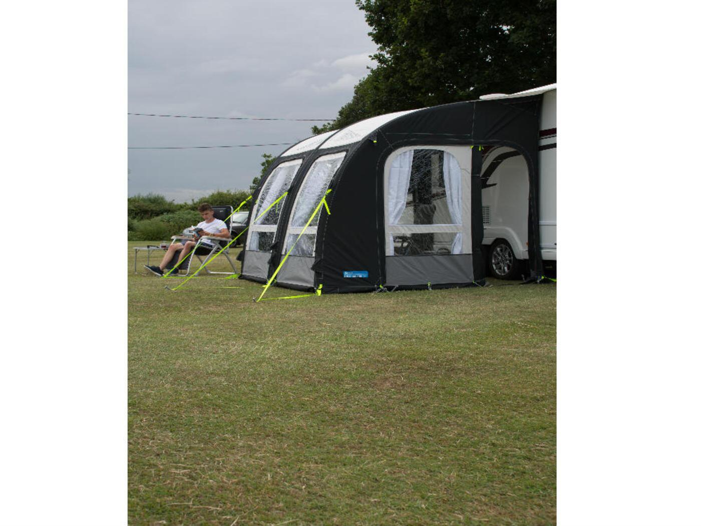 Kampa Rally Air Pro 260 Caravan Awning Homestead Caravans