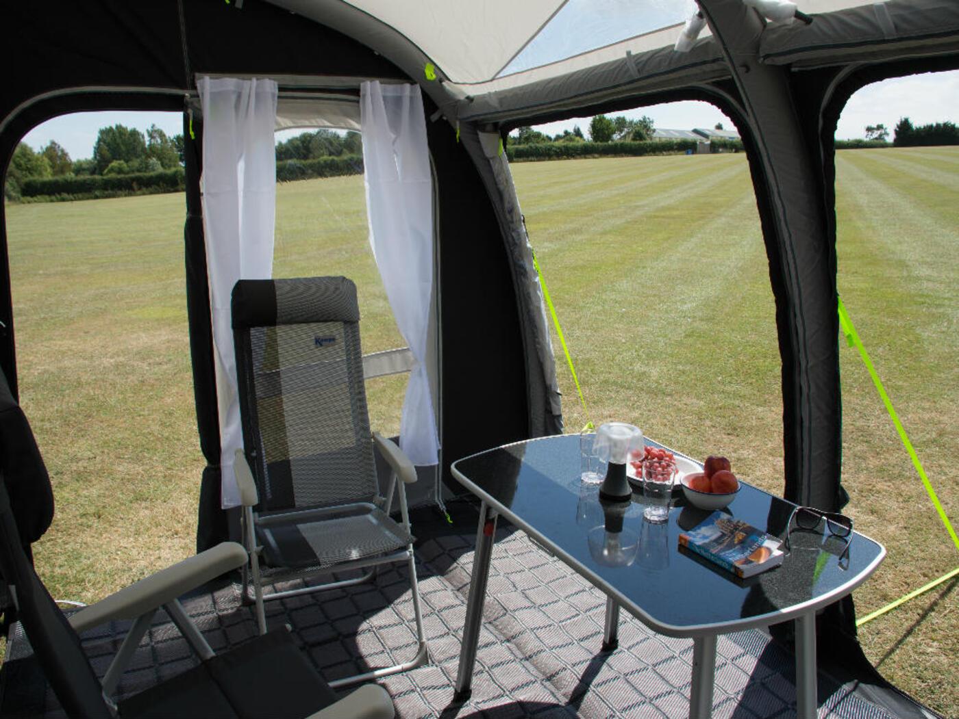 Kampa Rally Air Pro 330 Caravan Awning 2017 Homestead