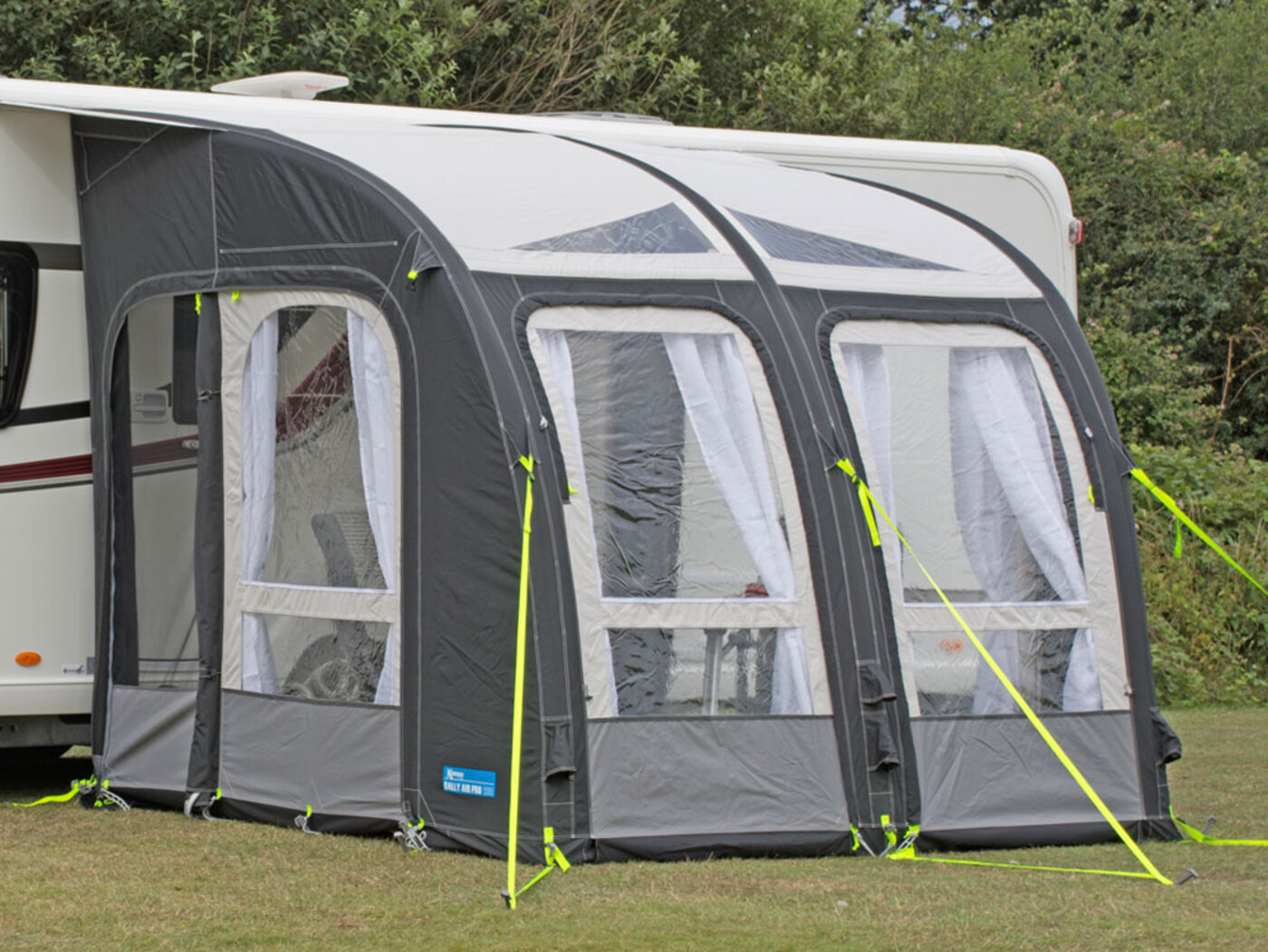 Kampa Rally Air Pro 260 Caravan Awning Homestead Caravans