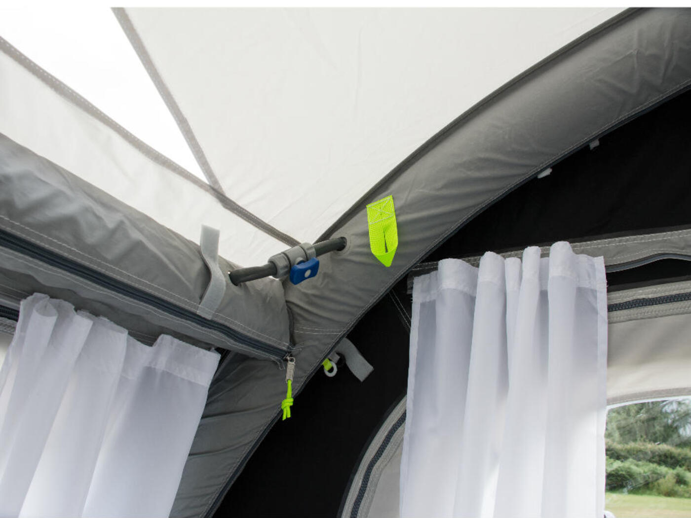 Kampa Ace Air 500 Awning 2017 Homestead Caravans