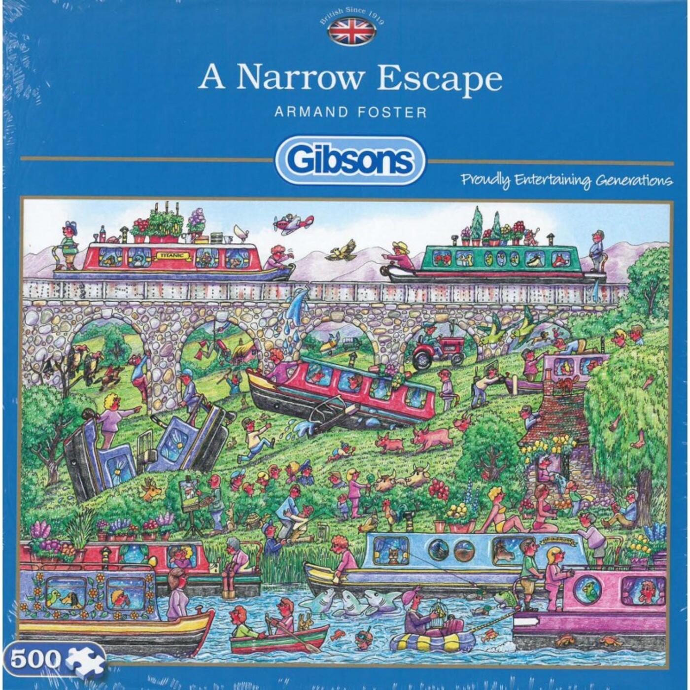 Accessory shop caravan motorhome games toys gifts for Escape puzzle