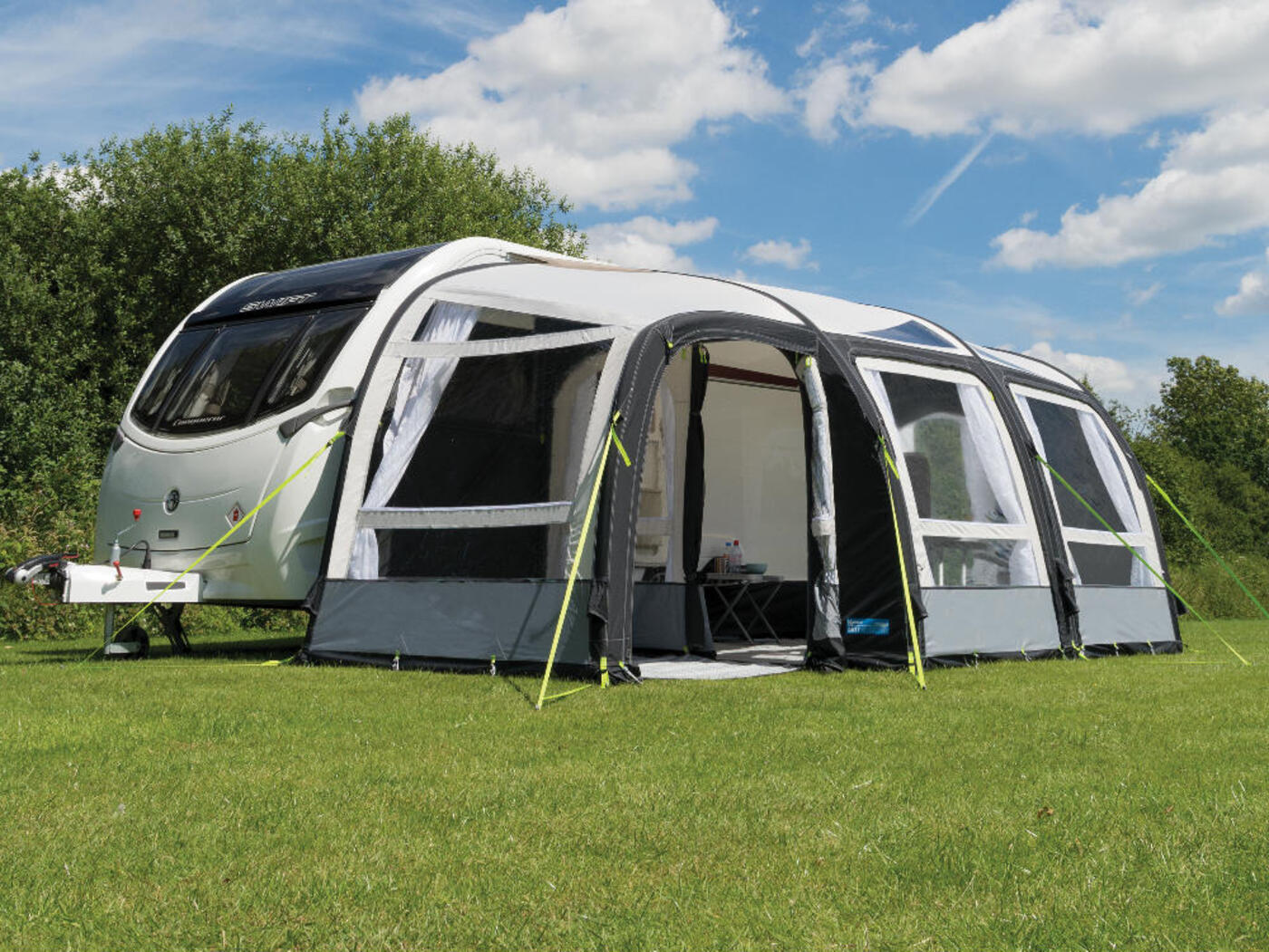 Kampa Rally Air Pro 390 Plus 2017 Homestead Caravans
