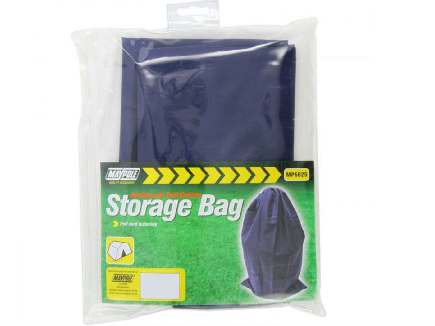 Canvas Storage Tents : Maypole awning and tent canvas storage bag
