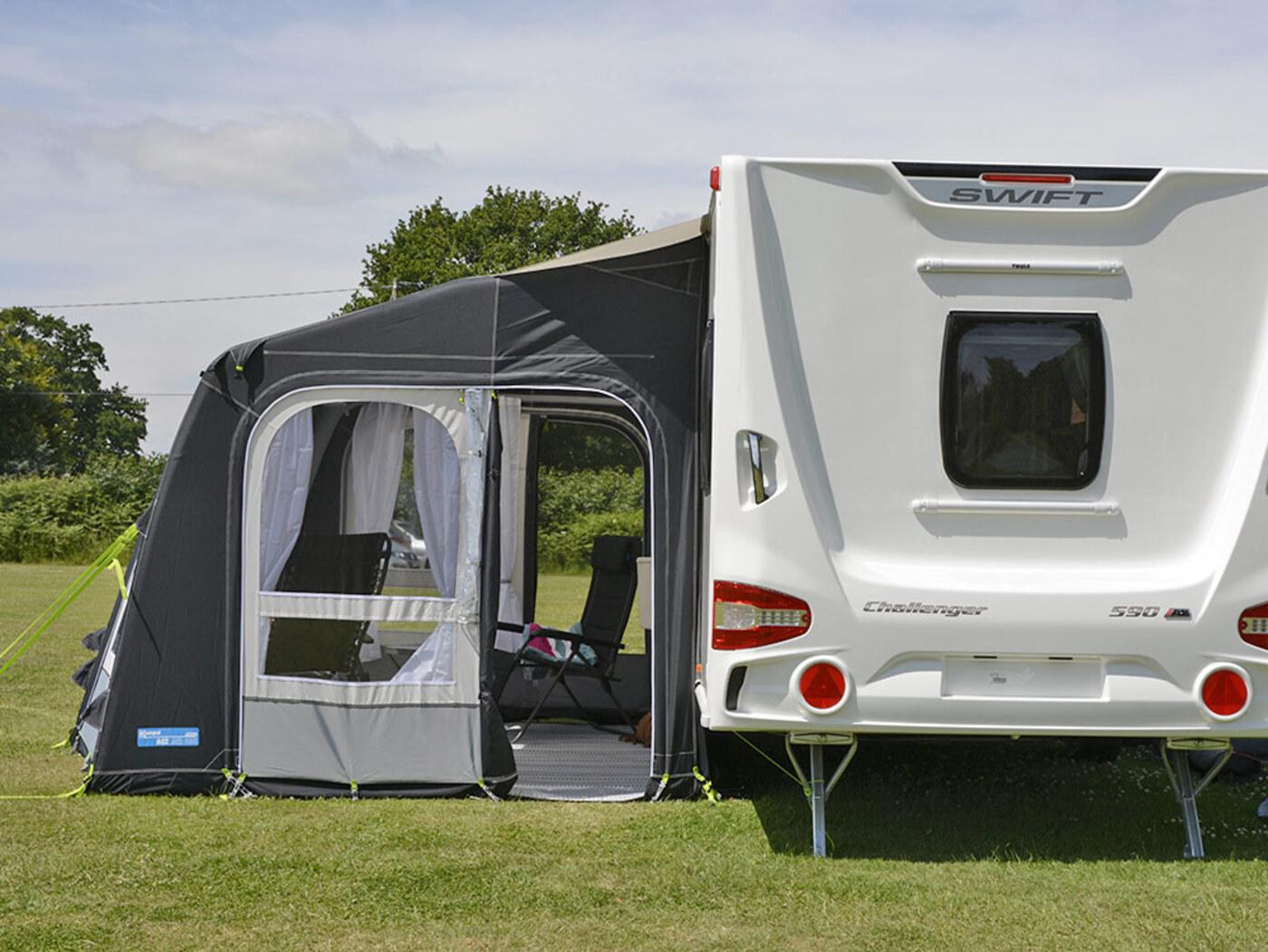Kampa Ace Air Pro 300 Caravan Awning 2018 Homestead Caravans