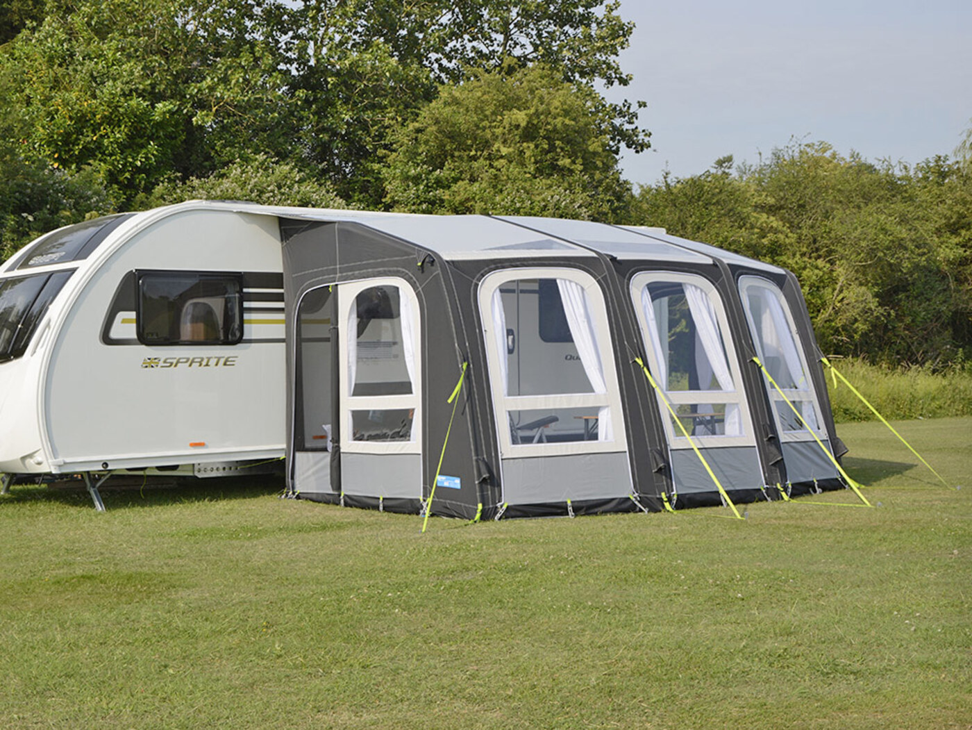 Kampa Ace AIR Pro 400 Awning For Sale 2018