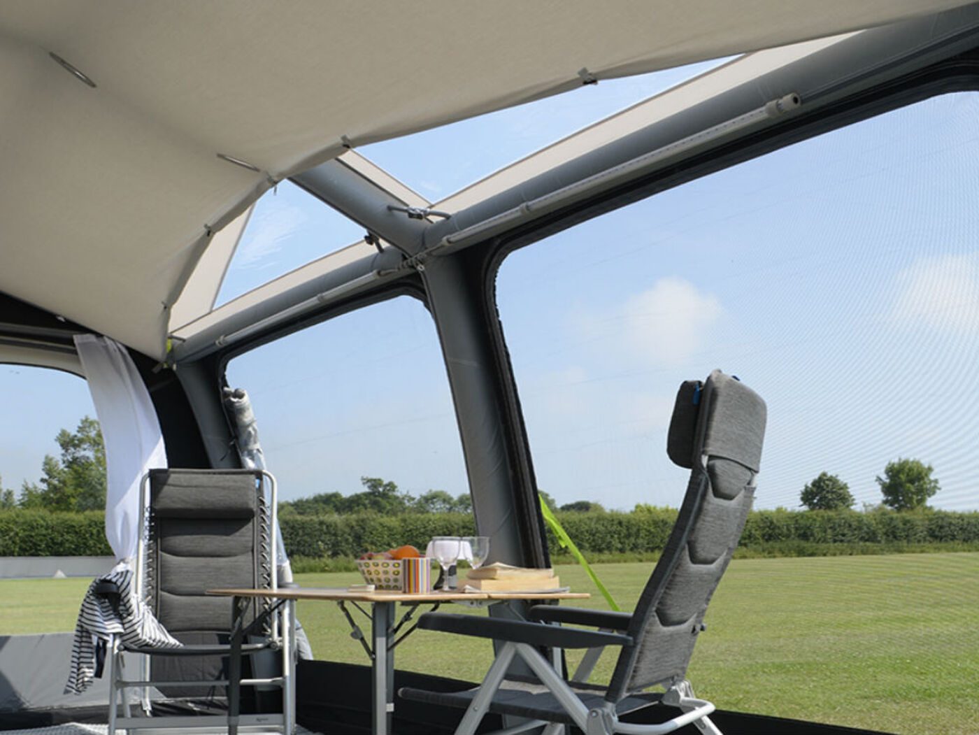 Kampa Rally Air Pro 390 Grande Roof Lining Homestead