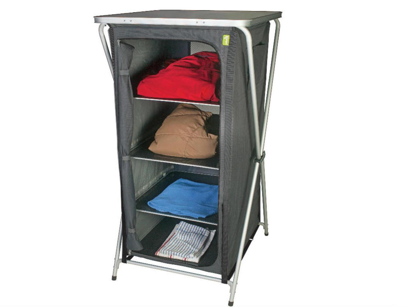 Kampa grace camping cupboard larder homestead caravans for Furniture xpress