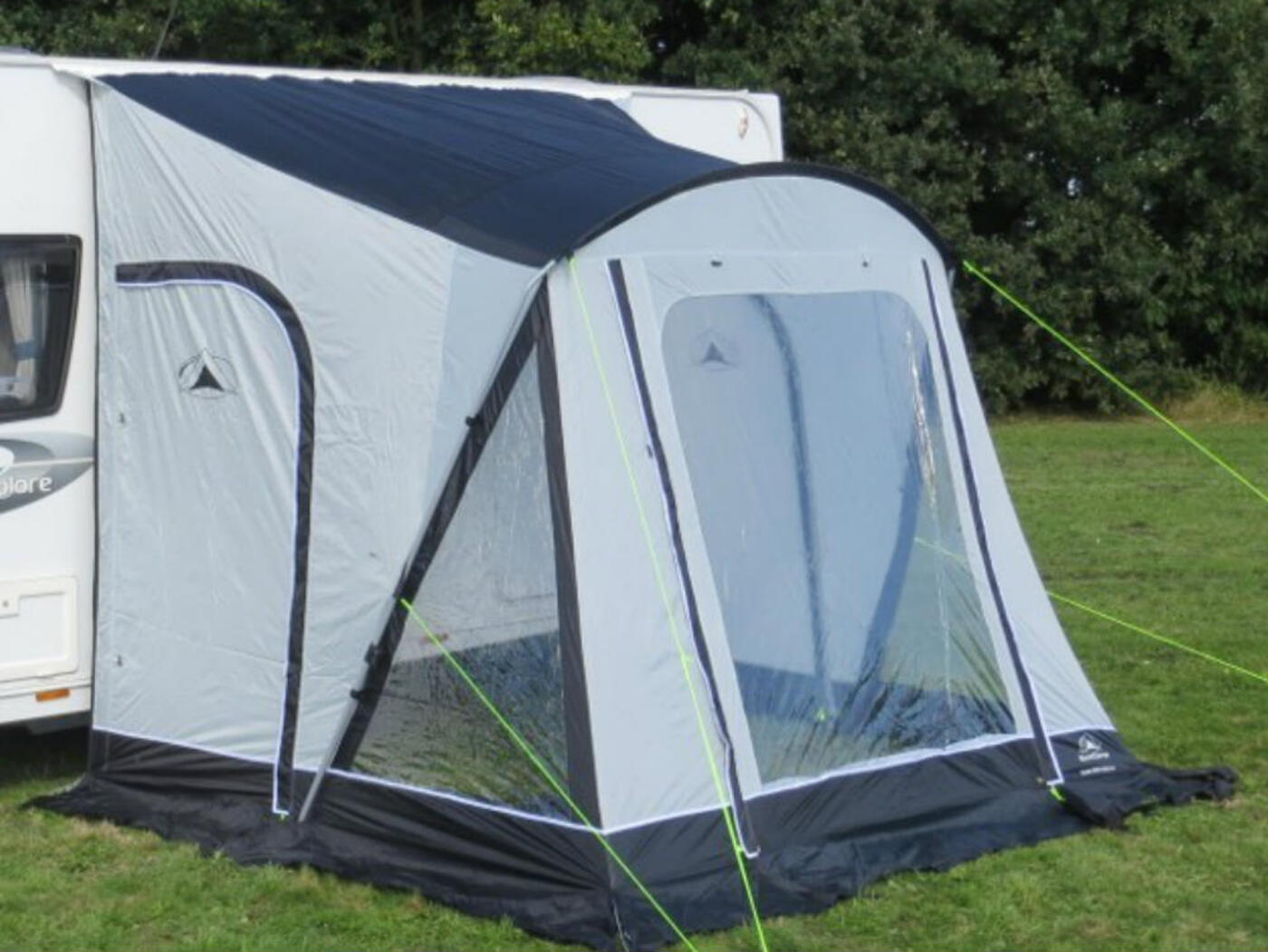 Sunncamp Swift 260 Deluxe Porch Awning 2018 - Homestead ...
