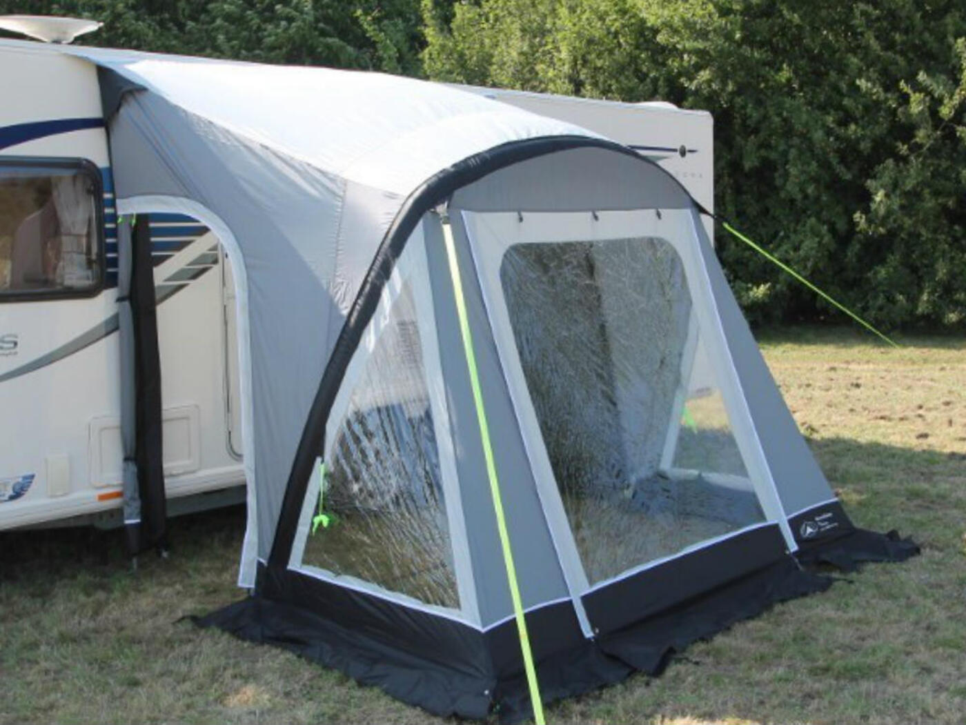 Sunncamp Swift 260 AIR Plus Caravan Porch Awning ...