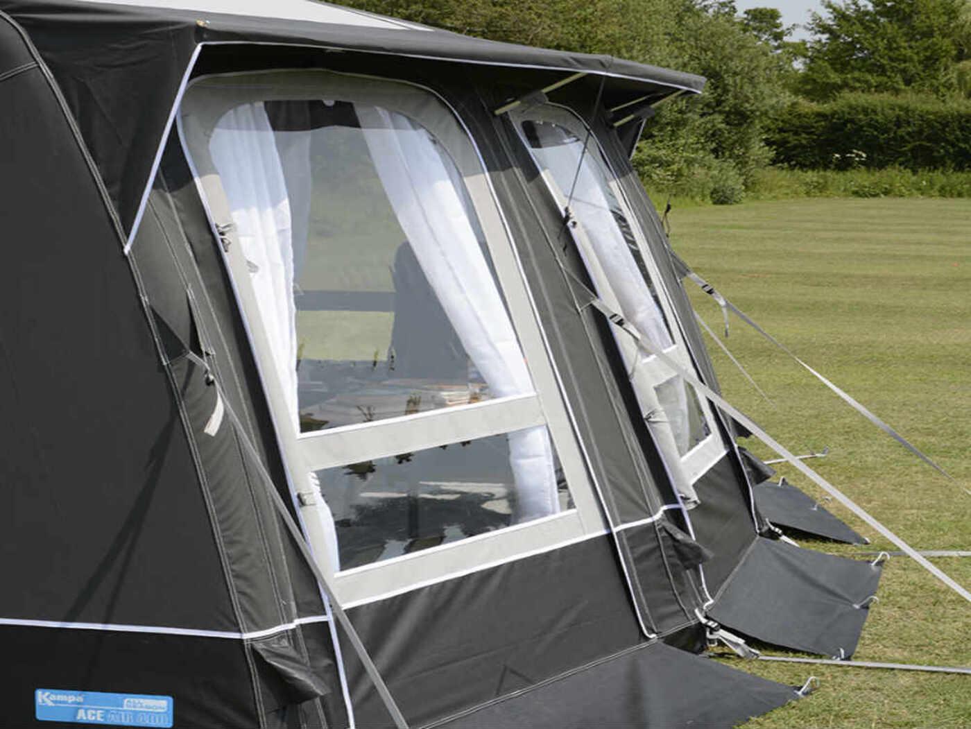 Kampa Ace Air 400 All Season Caravan Awning Homestead