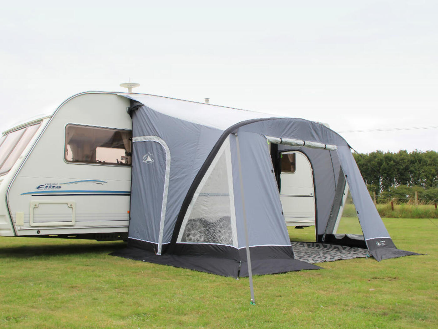 SunnCamp Swift 325 AIR Plus Caravan Awning 2018 ...