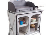 Camp Kitchens & Cook Stands