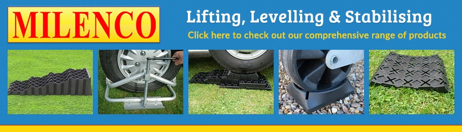 Check out our Lifting, Levelling & Stabilising products - Image showing various products from Lifting, Levelling & Stabilising category