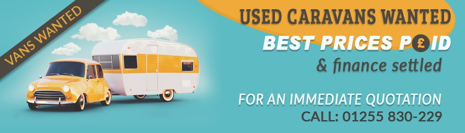 Quality used caravans wanted finance settled and fast payment
