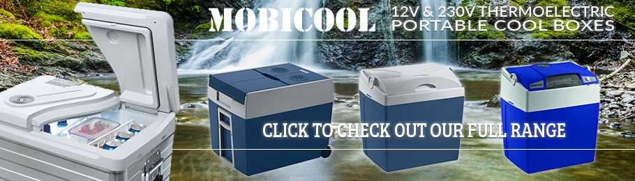 Latest Mobicool thermoelectric coolers