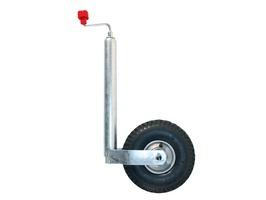AL-KO Heavy Duty Pneumatic Jockey Wheel Assembly