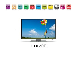 "Avtex L187DR 18.5"" LED TV / DVD Combi"