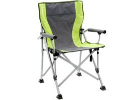 Brunner Raptor Folding Chair - Grey/Lime