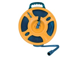 Brunner Roll On 15M Flat Water Hose On Reel