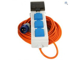 Camping Electric Hook Up - 20 Metres