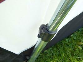 Outdoor Revolution Rear Upright Pad Poles Set 2
