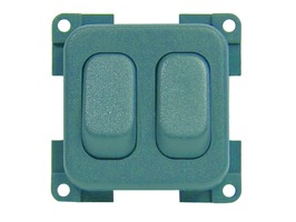 CBE Double 2 Position Switch - Grey