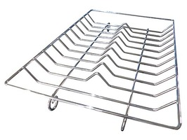 Wire Mini Dish Drainer Chrome