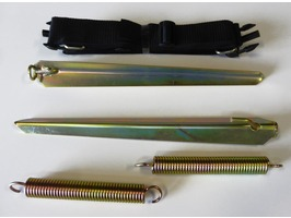 Dorema Safe Lock System Storm Strap Kit