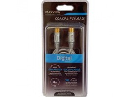 Maxview Platinum Quality Coaxial Flyleads