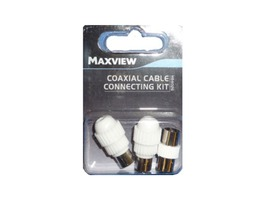 Maxview Coaxial Cable Connecting Kit