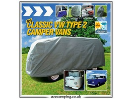 Maypole Campervan Cover VW T2 Grey