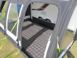 Kampa Rally 330 Continental Cushioned Carpet