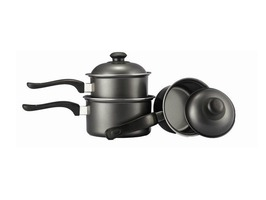 Pro Chef 3 Piece Non Stick  Pan Set