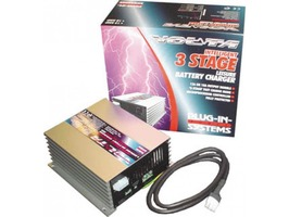 Volta Intelligent 3-Stage 18 amp Leisure Battery Charger