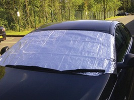 Maypole Windscreen Frost Protector & Sunshade