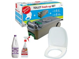 Thetford Toilet Fresh-Up Set C400